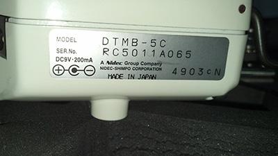 DTMB张力计底部