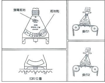 手绘简单机械结构图